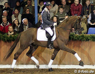 Don frederic a 1 performance sires for Domon frederic